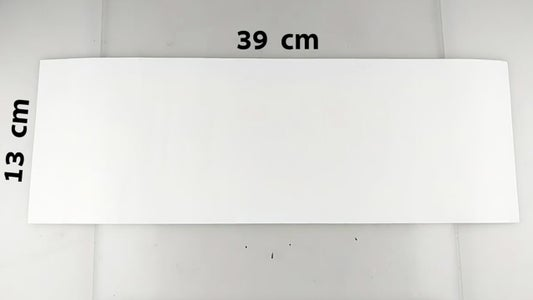 Again Take a Bigger Paper Sheet of Given Dimensions (REFER VIDEO)