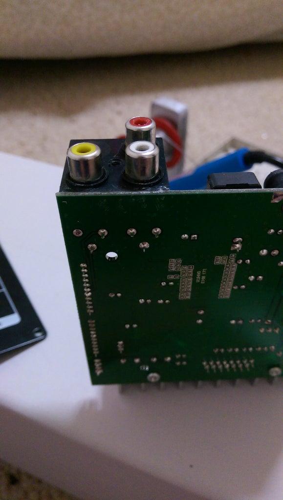 Wiring - Audio