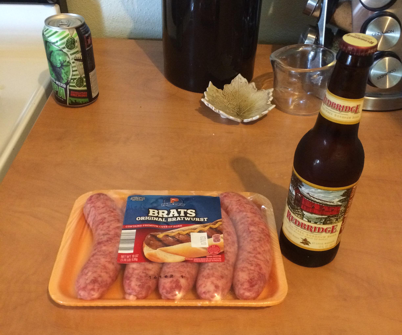 The Best Beer Brats