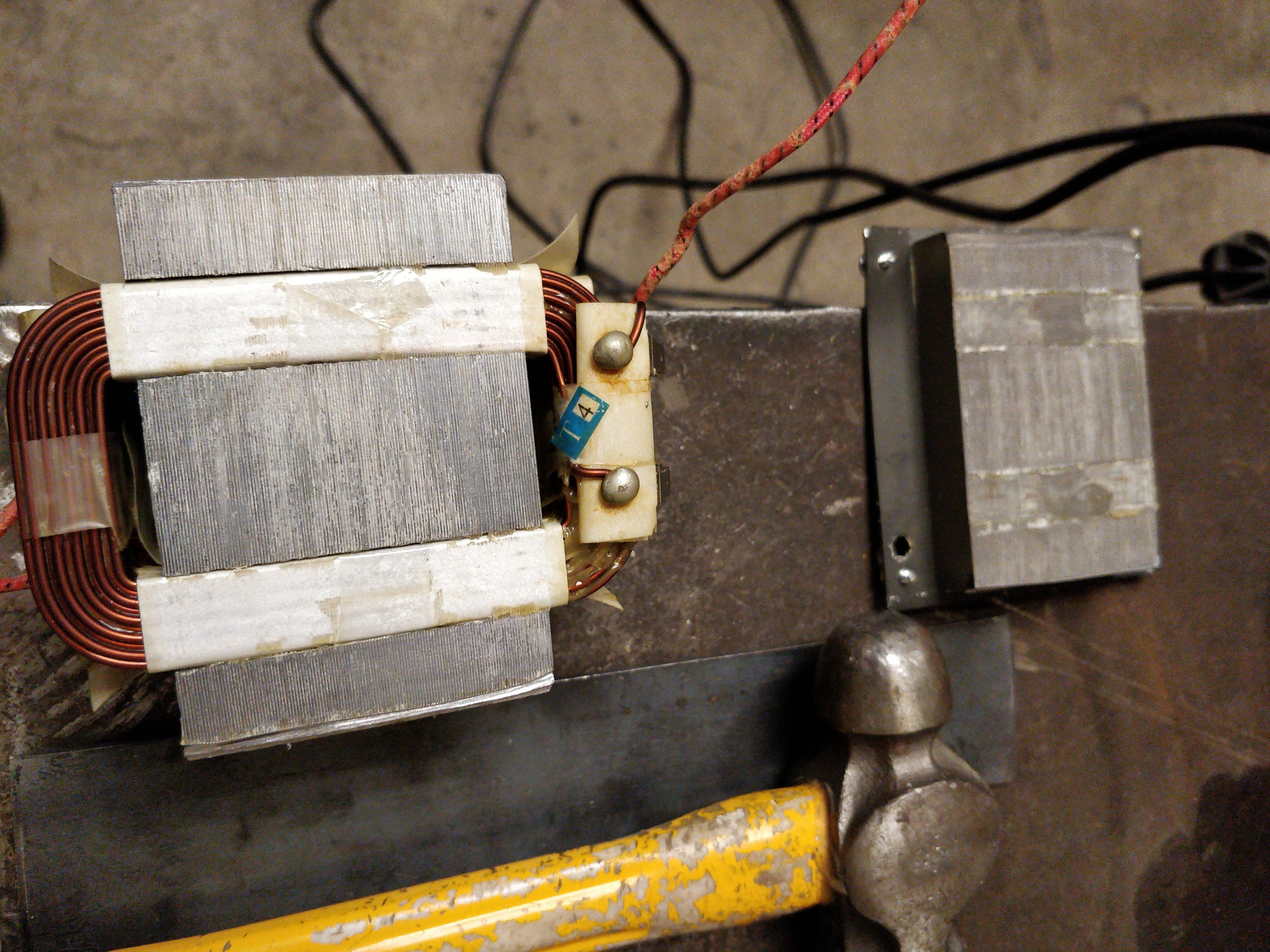 Lot of 5 Random High Voltage Microwave Transformers RESALE DIY BUILDER *TESTED*