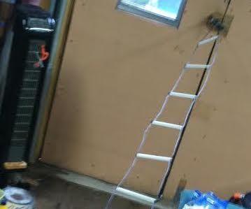 Home Brewed Antenna Ladder Line