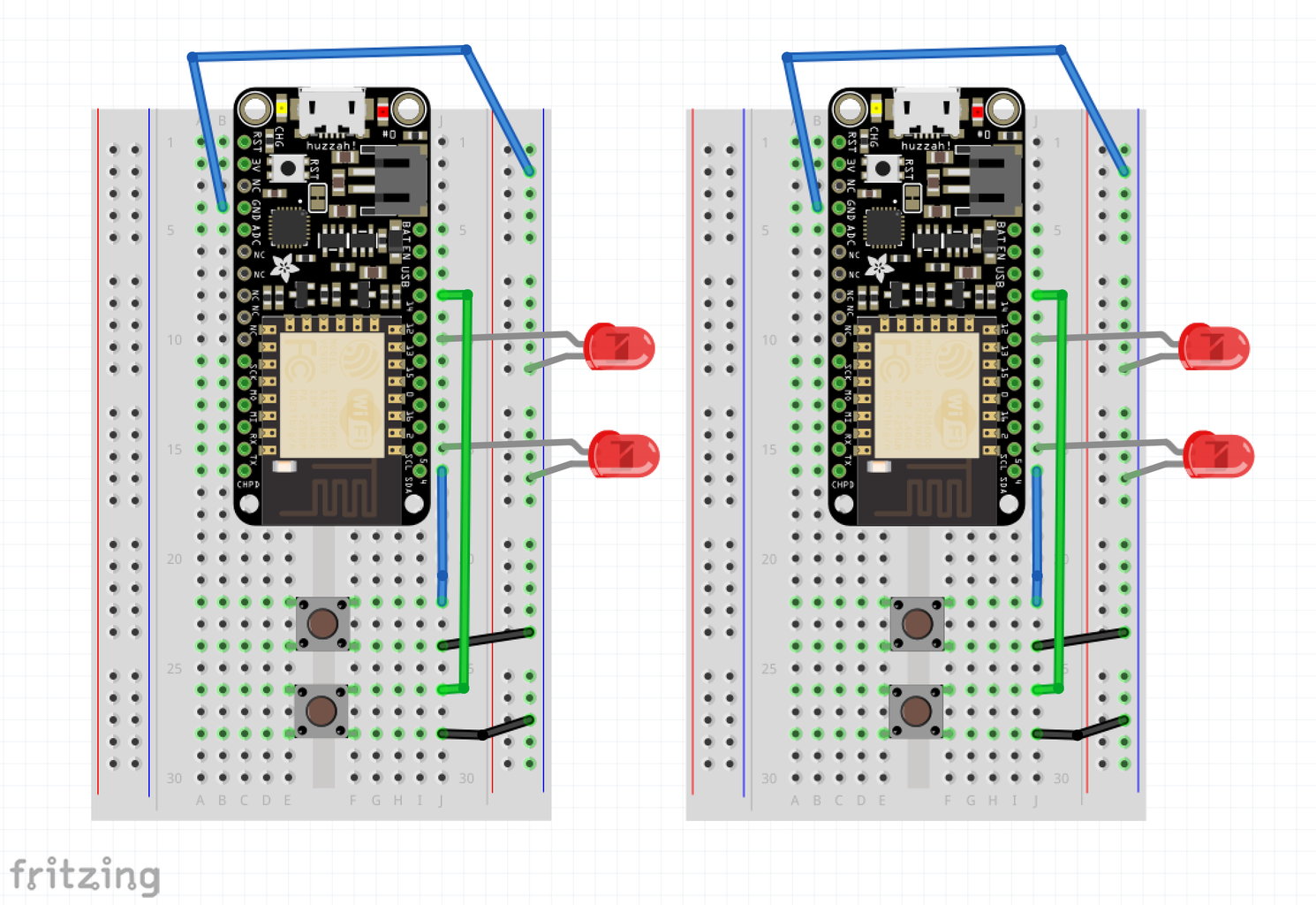 Create Two Identical Circuits