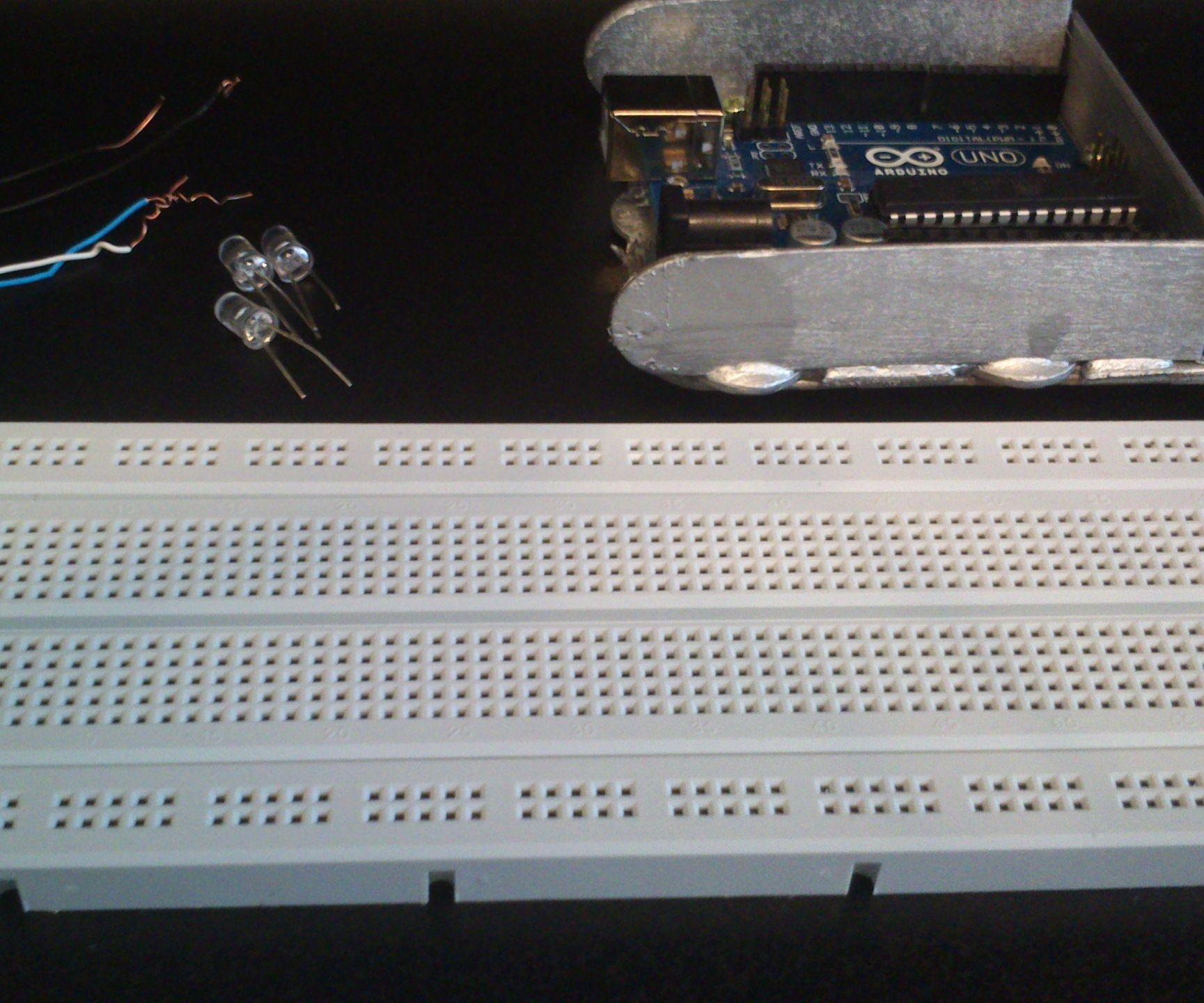Arduino basics - part 1