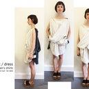 Xtunic : Inexpensive No-sew Womenswear From Men's Shirts DIY