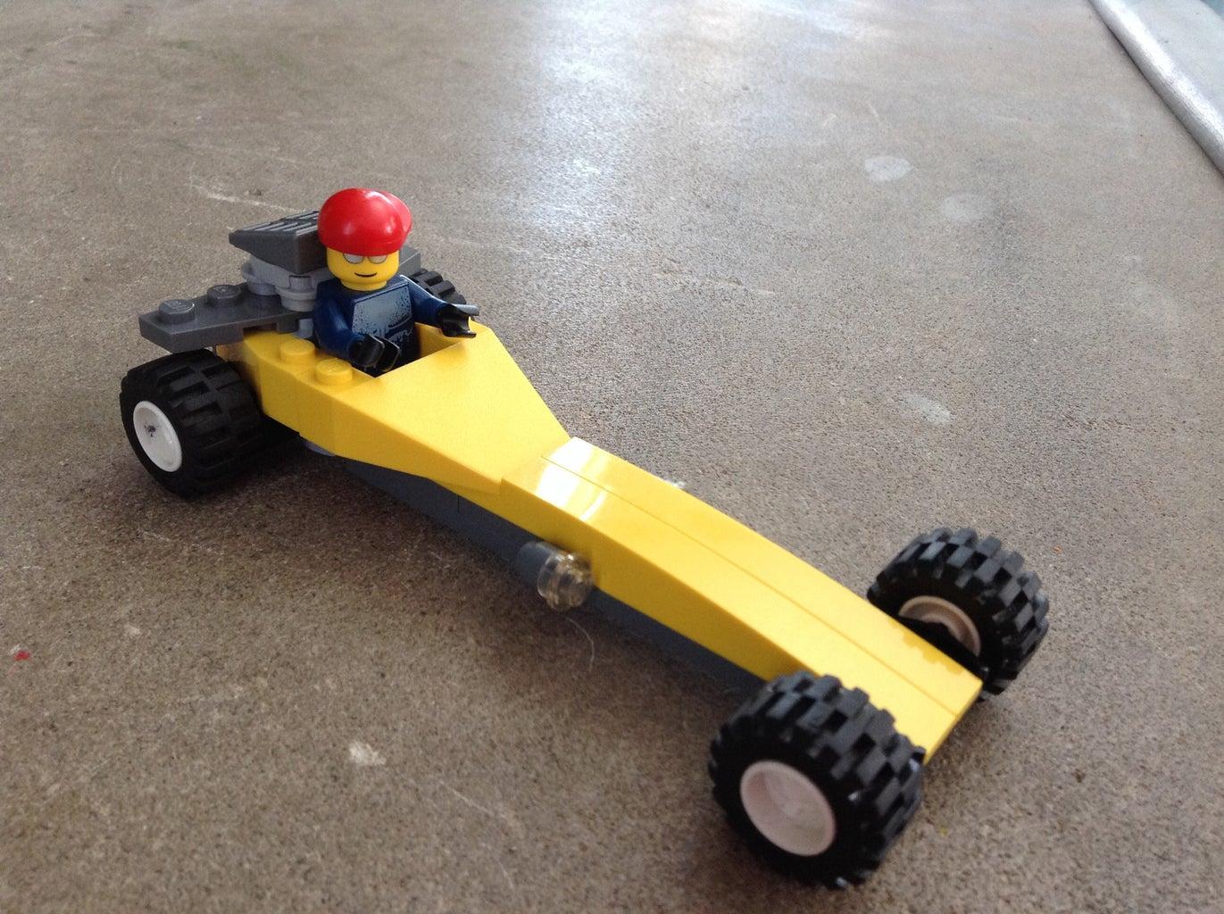 The Ultimate Lego Dune Buggy