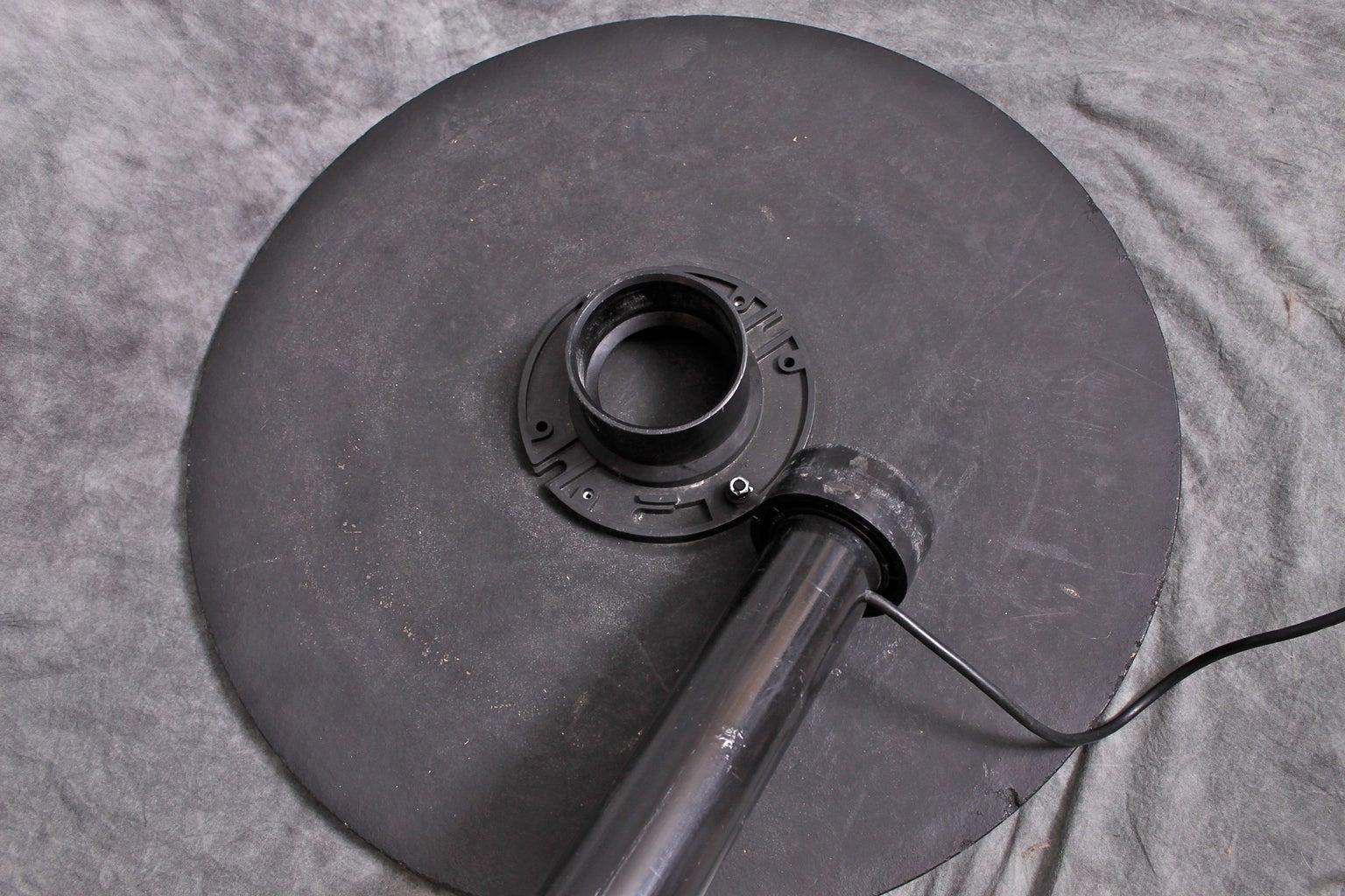 Lantern Base and Pole