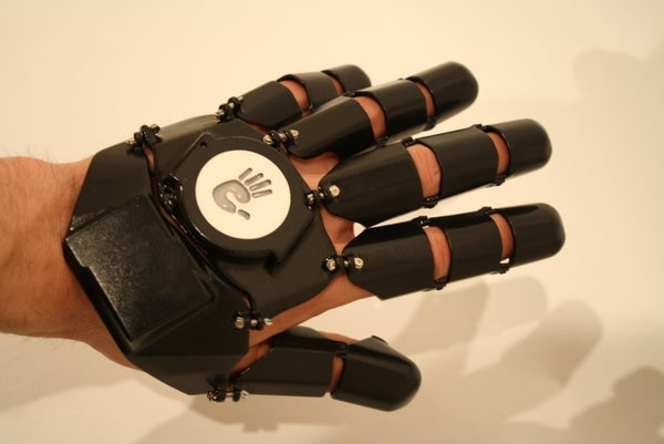 Making 'Glove One' - a 3D-printed, Wearable Cell Phone.