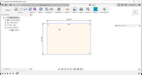 Proceso En Autodesk Fusion 360