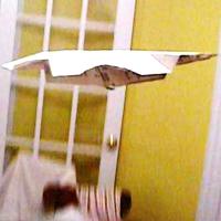 Paper Walkalong Glider