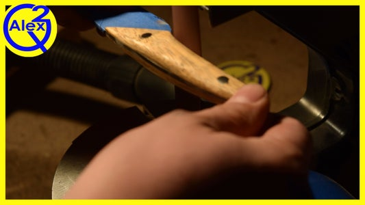 Fine Shaping of the Handle