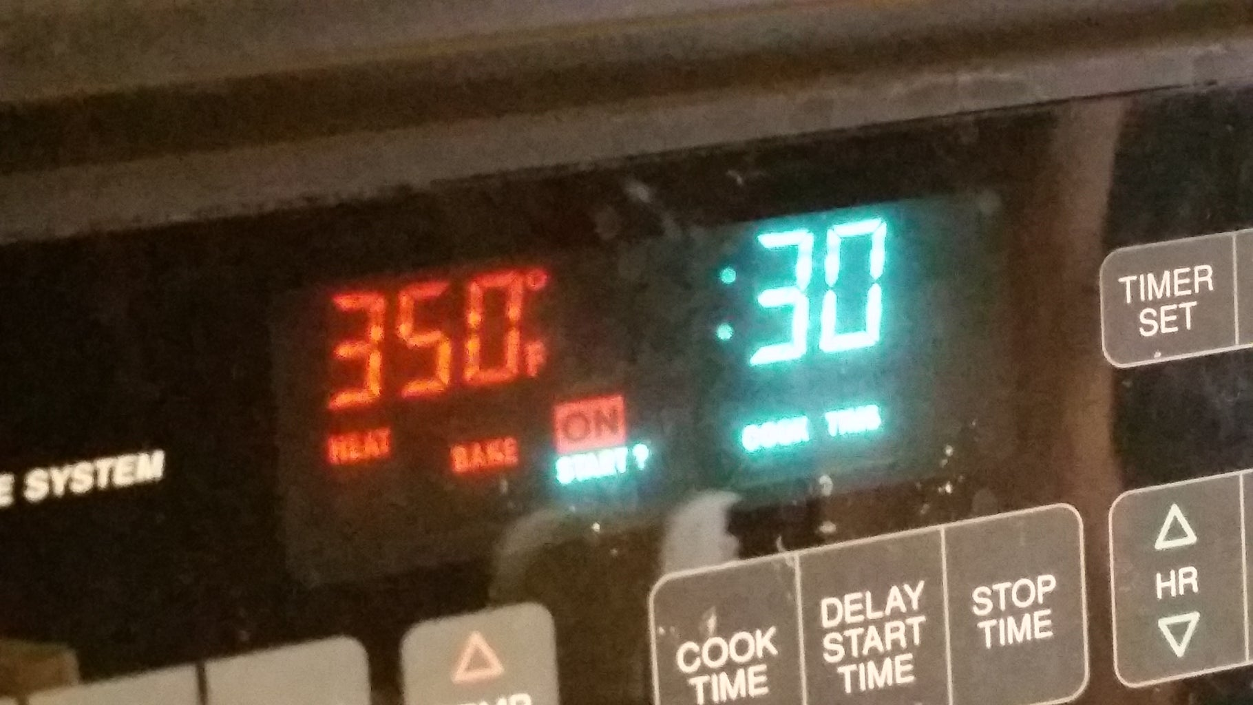 Preheat Your Oven