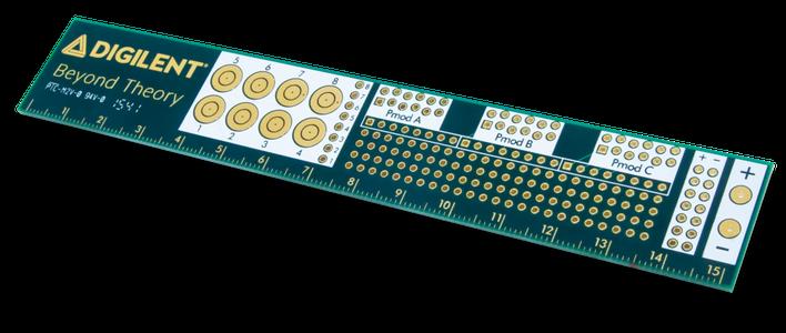 PCB Ruler Level W/ BeagleBone Black