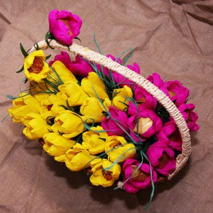 More Candy-Flower Bouquets