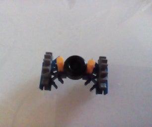 Mini Knex TIE Fighter
