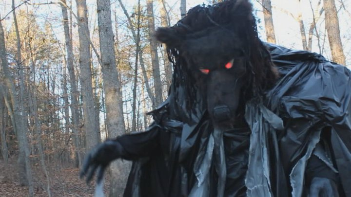 DIY Werewolf Costume (A Werewolf Army for $47)