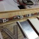 DIY slim NeoPixel strip with Spark Core
