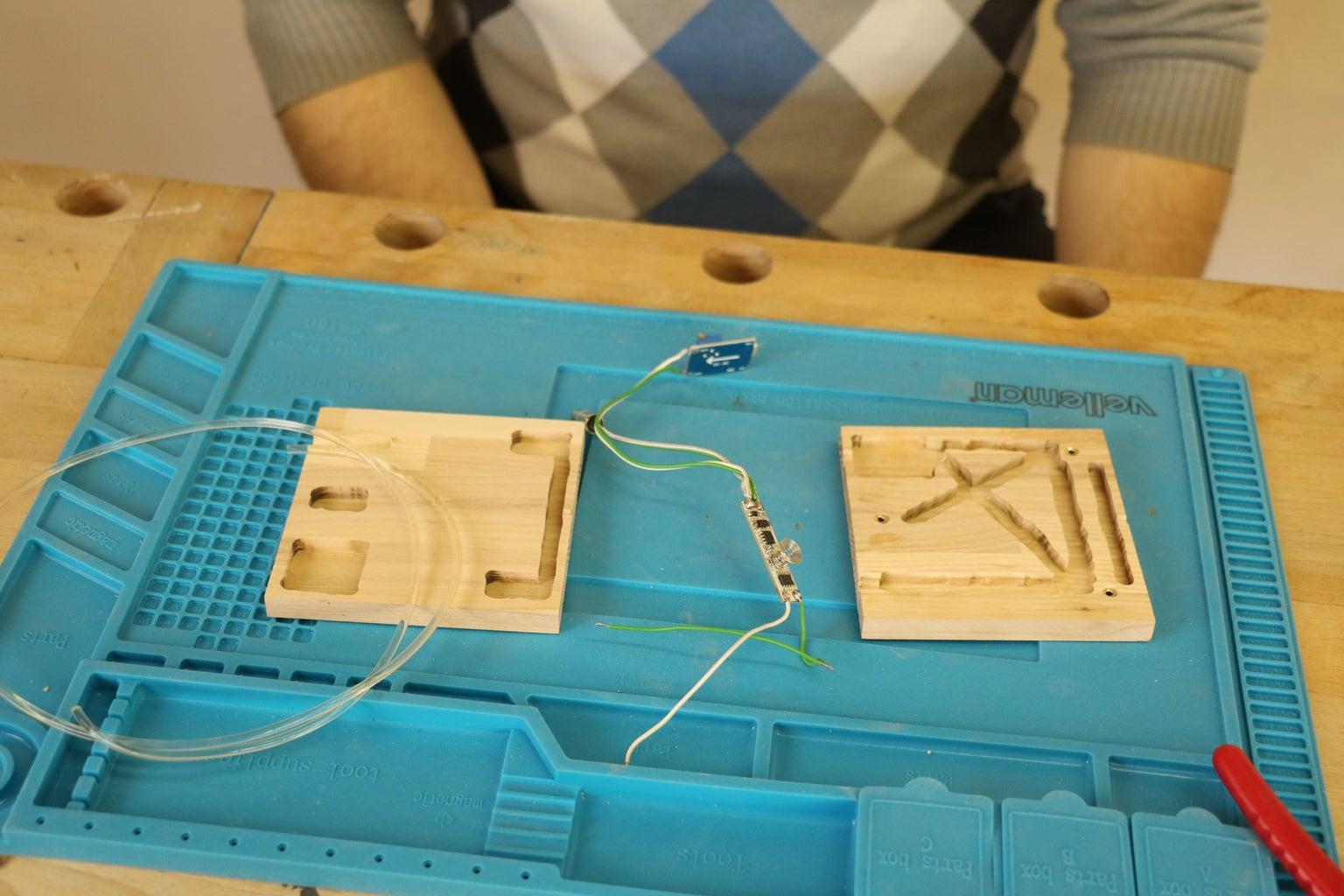 Small Base Electronics & Assembling