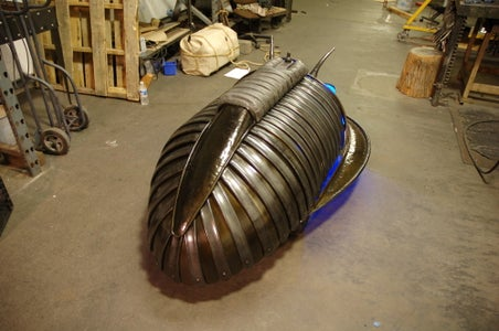 Electrobite an Electric Wheelchair Conversion