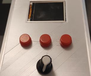 Arduino & TFT Screen Volume Mixer