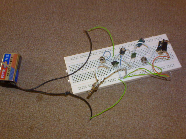 Make a Simple Audio Amplifier