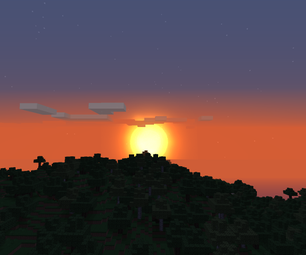 Minecraft - Surviving Your First Day