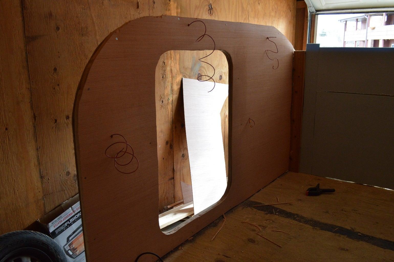 Adding Internal Wall Panels and Flooring