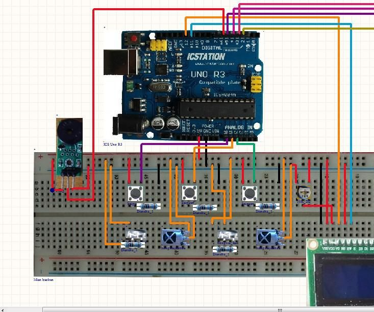 Liquid Drop Speed Measurement System Based On Arduino