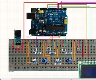 Liquid Drop Speed Measurement System Based on Arduino