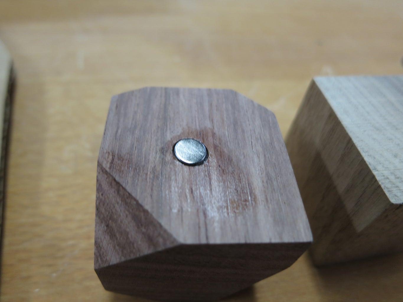 Glue Magnets