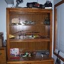 the desk of an rc hobbyest