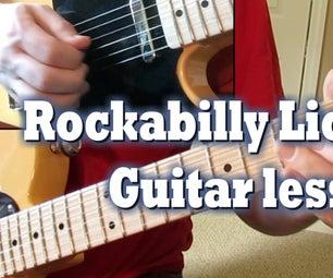 Rockabilly Licks in G