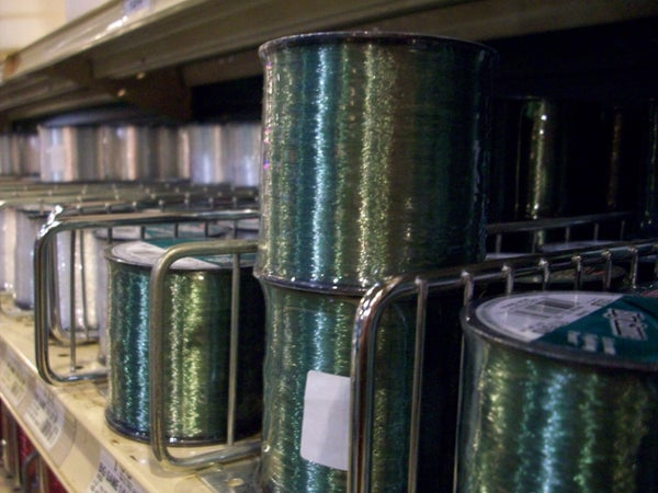 Keep Fishing Line From Getting Tangled in Your Tackle Box