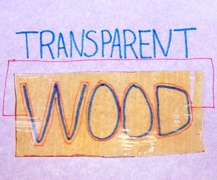 Transparent Wood