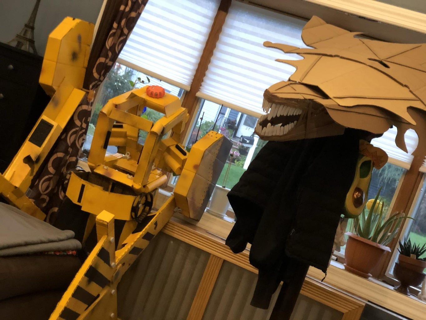 Power Loader Final Detailing and Finished Product
