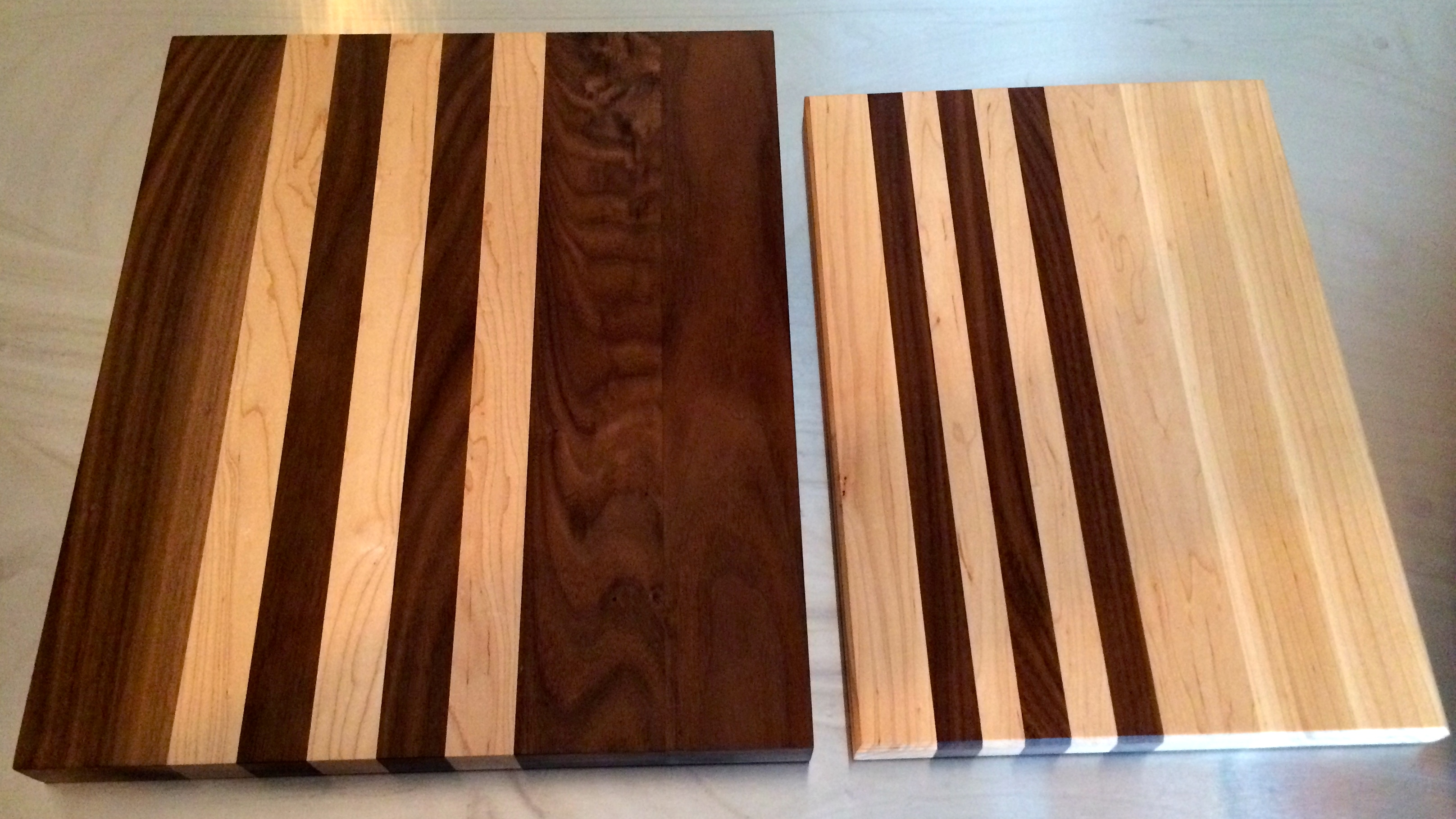 Cutting Boards - (I Made it at Techshop)