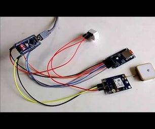 Arduino Nano: Log GPS Information to MicorSD Card With Visuino