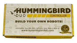 Introduction to Robotics for Elementary School Students With Hummingbird Controllers