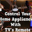 IR Remote Control Home Appliances