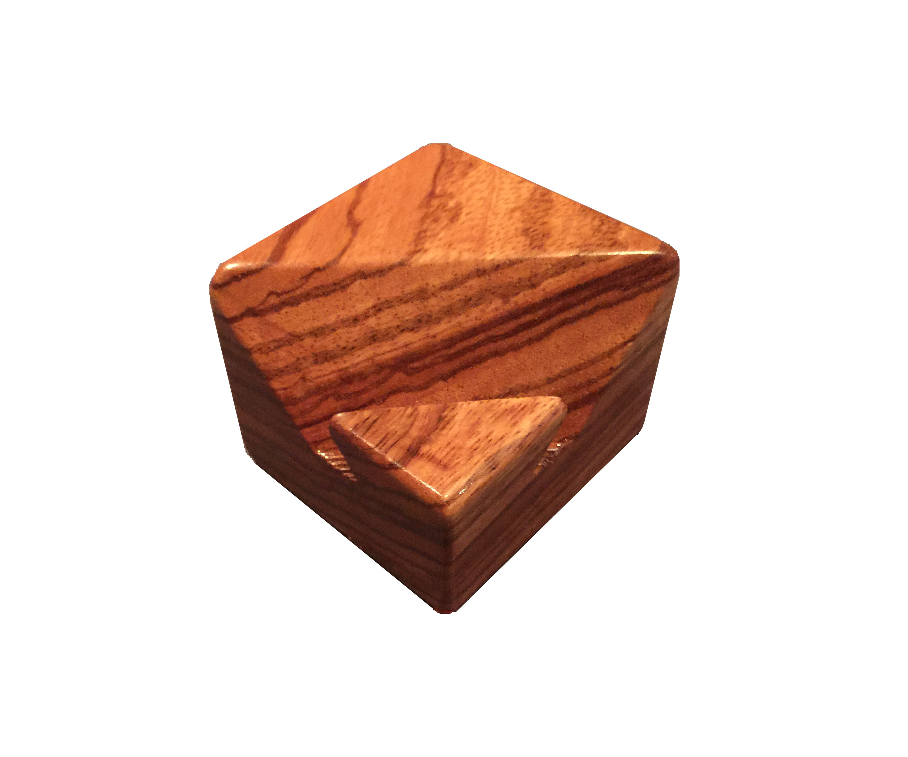 Olive Wood iPhone 6 Plus Stand
