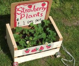 Mobile Plant Shop / Seed Swap Shop