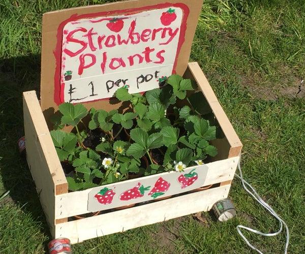 Mobile Garden Shop / Seed Swap Shop