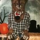 My son's 2011 Halloween costume