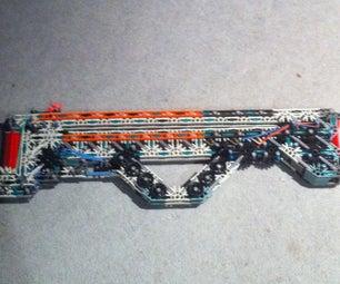 The RamRail Oodammo Rifle