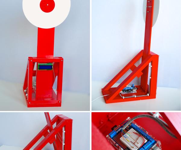 Raspberry Pi Smart Target