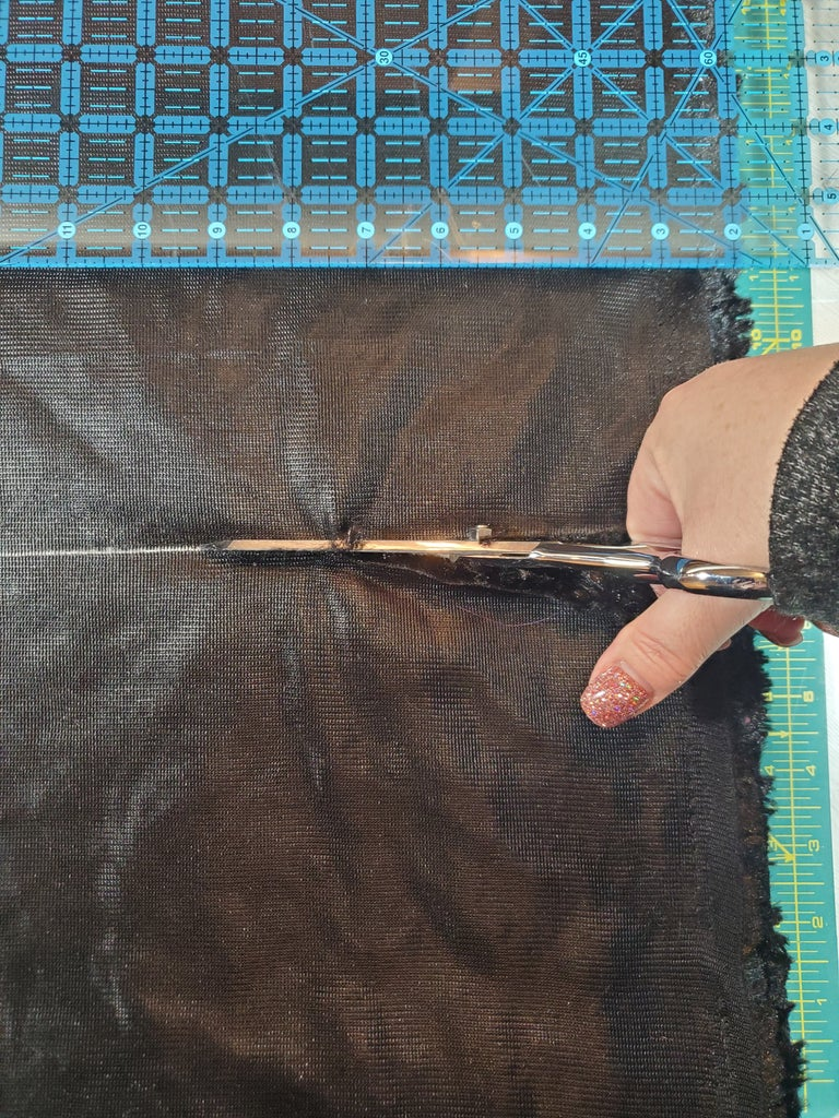 Lay Out and Cut Your Faux Fur Fabric