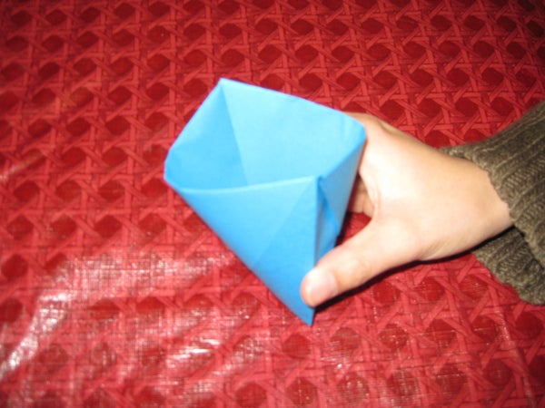 How to Make a Paper Cup