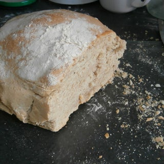 Get Back at the Man. Make Your Own Bread.