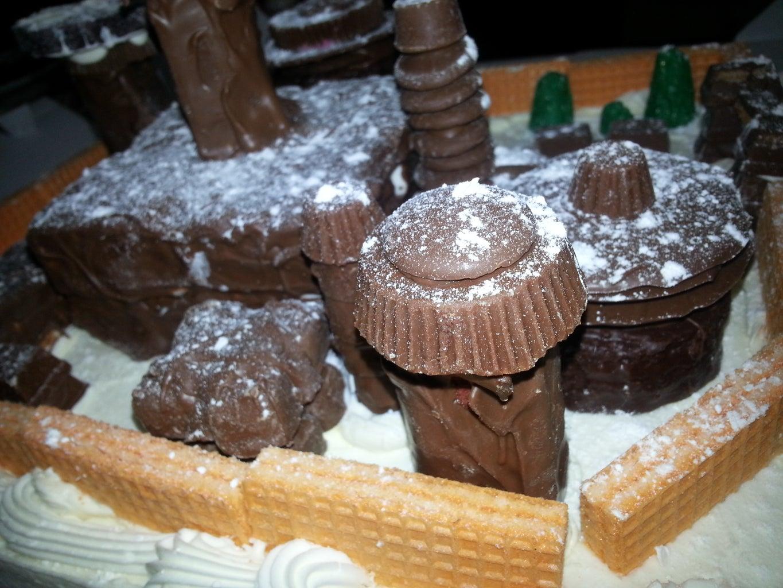 Chocolate Coverage