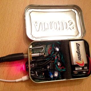Make a Sweet Portable Guitar Amp