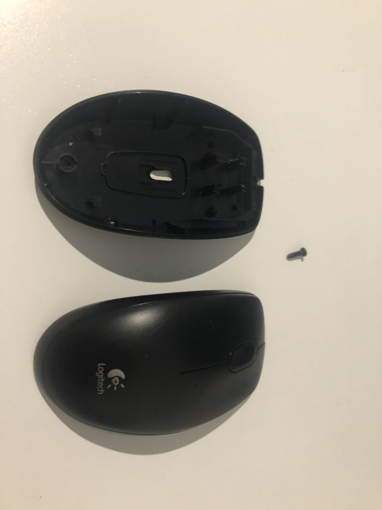 Dissemble the Mouse